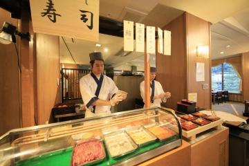 握りたて!寿司食べ放題