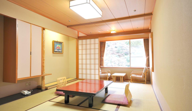 Standard Japanese or Japanese-Western room -Smoking