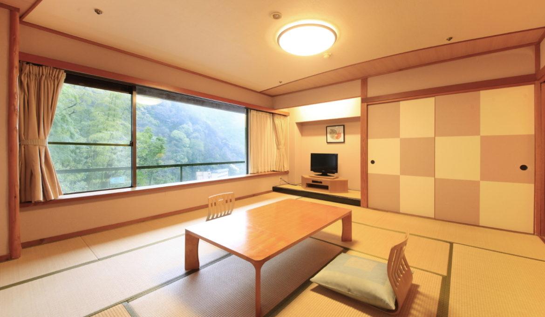Superior Japanese or Japanese-Western room -Smoking
