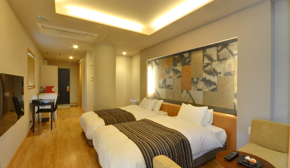 -SENYU- Twin Room
