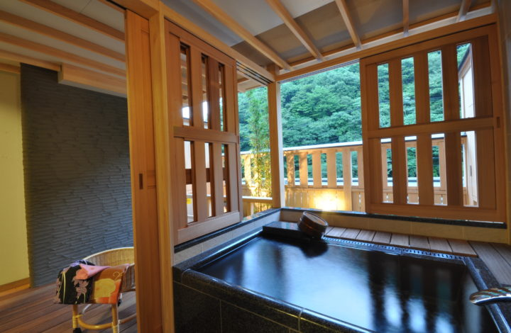 -SUISAI- Japanese-Western room (33sqm)