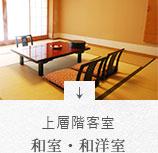 上層階客室 新館