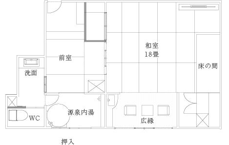 303号室